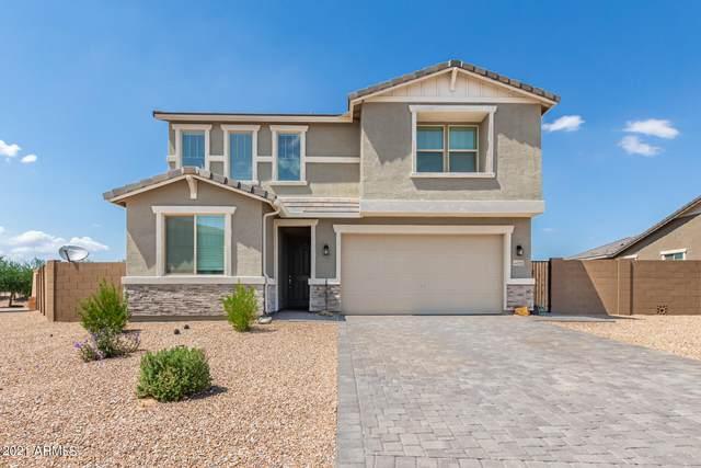 44282 W Palo Aliso Way, Maricopa, AZ 85138 (MLS #6270337) :: The Laughton Team