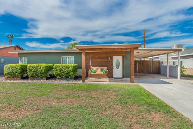 850 W Mitchell Drive, Phoenix, AZ 85013 (MLS #6270338) :: Maison DeBlanc Real Estate