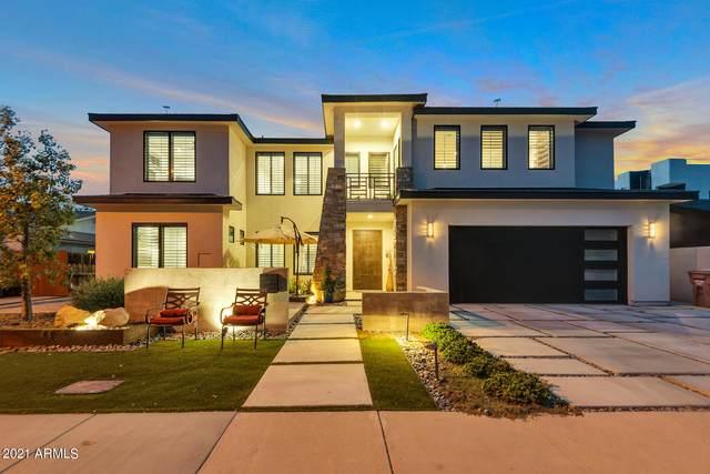 5826 N 81ST Street, Scottsdale, AZ 85250 (MLS #6270365) :: The Garcia Group
