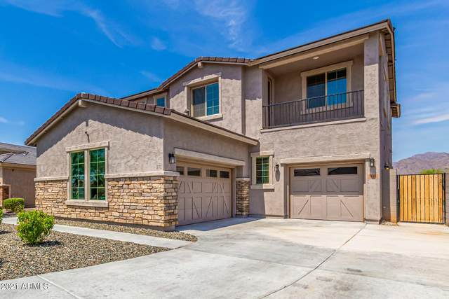 5116 N 190TH Drive, Litchfield Park, AZ 85340 (MLS #6270372) :: Yost Realty Group at RE/MAX Casa Grande