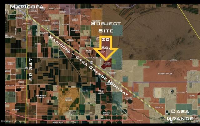 0 E Peters And Nall  / Anderson Road, Maricopa, AZ 85138 (#6270375) :: Long Realty Company