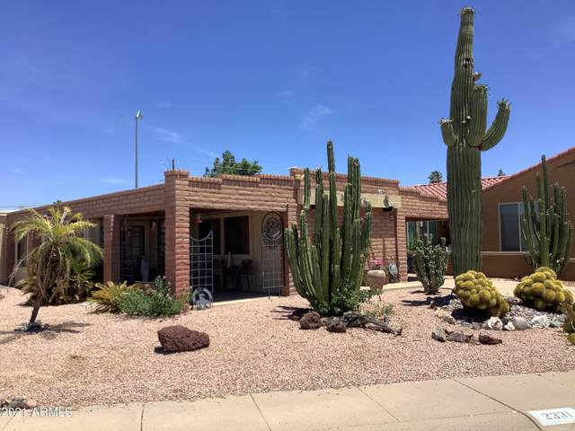 2331 N Shannon Way, Mesa, AZ 85215 (MLS #6270376) :: The Helping Hands Team