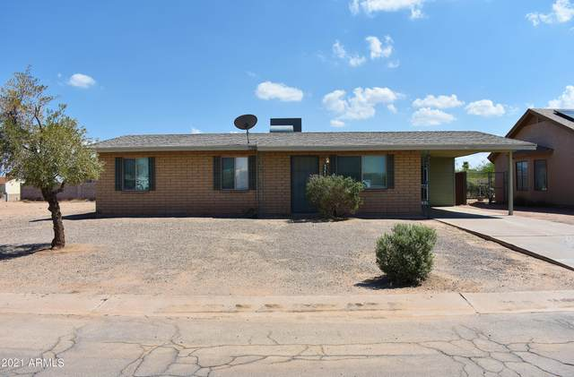 9543 W Concordia Drive, Arizona City, AZ 85123 (MLS #6270378) :: Openshaw Real Estate Group in partnership with The Jesse Herfel Real Estate Group