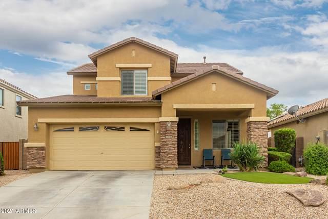 18265 W Eva Street, Waddell, AZ 85355 (MLS #6270395) :: Yost Realty Group at RE/MAX Casa Grande