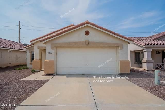 10525 W Pasadena Avenue, Glendale, AZ 85307 (MLS #6270403) :: The Daniel Montez Real Estate Group