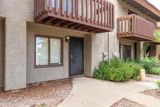 2815 N 52ND Street #13, Phoenix, AZ 85008 (MLS #6270419) :: neXGen Real Estate