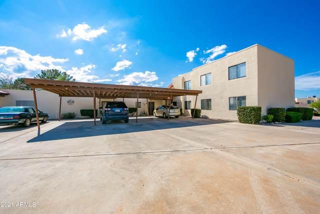 4178 Plaza Oro Loma C, Sierra Vista, AZ 85635 (MLS #6270422) :: Kepple Real Estate Group