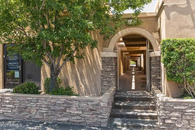 8821 N 7TH Street #205, Phoenix, AZ 85020 (MLS #6270424) :: Service First Realty