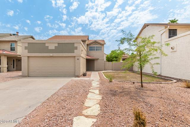 739 N Valencia Place, Chandler, AZ 85226 (MLS #6270447) :: Openshaw Real Estate Group in partnership with The Jesse Herfel Real Estate Group