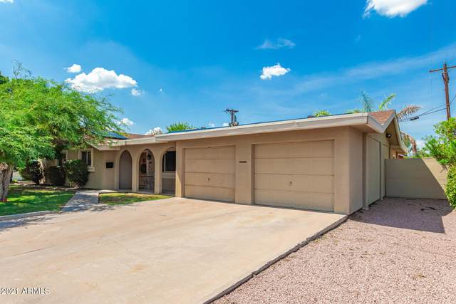 6750 E Vernon Avenue, Scottsdale, AZ 85257 (MLS #6270449) :: The Ellens Team