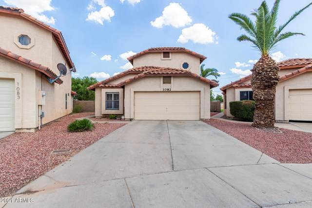 4545 N 67TH Avenue #1082, Phoenix, AZ 85033 (MLS #6270454) :: Yost Realty Group at RE/MAX Casa Grande