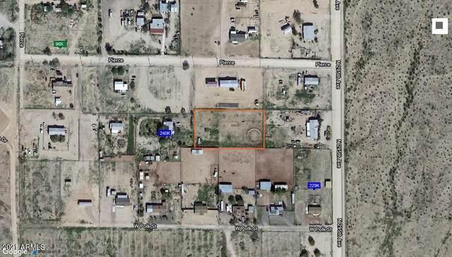 xxxx W Pierce Street, Buckeye, AZ 85396 (MLS #6270460) :: Openshaw Real Estate Group in partnership with The Jesse Herfel Real Estate Group