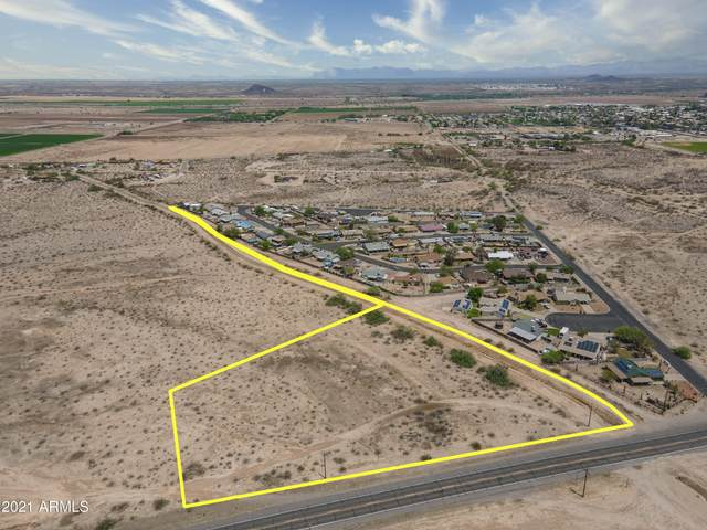 824 W Highway 287 Highway, Florence, AZ 85132 (MLS #6270467) :: Openshaw Real Estate Group in partnership with The Jesse Herfel Real Estate Group
