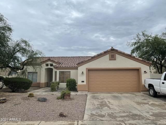 964 W Hopi Drive, Coolidge, AZ 85128 (MLS #6270481) :: Keller Williams Realty Phoenix