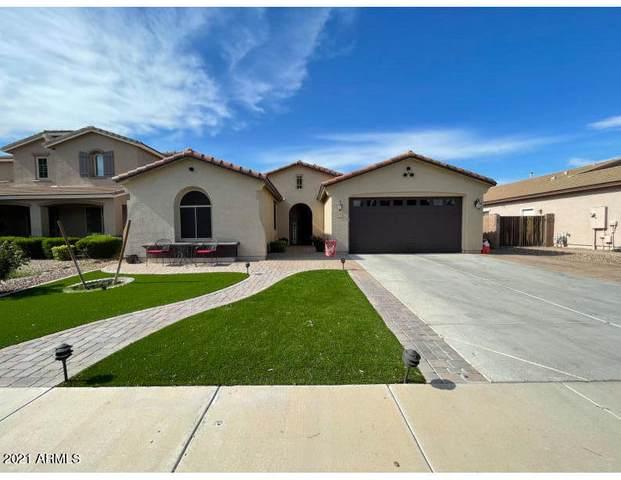 2726 E Sourwood Drive, Gilbert, AZ 85298 (#6270501) :: Long Realty Company