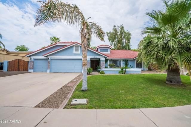 518 E Terrace Avenue, Gilbert, AZ 85234 (MLS #6270515) :: Executive Realty Advisors