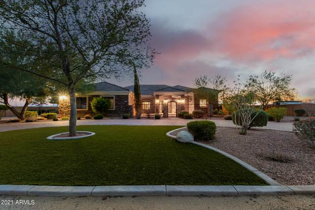 24608 N 103RD Avenue, Peoria, AZ 85383 (MLS #6270517) :: CANAM Realty Group