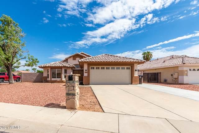 8809 W Sandra Terrace, Peoria, AZ 85382 (MLS #6270520) :: Yost Realty Group at RE/MAX Casa Grande