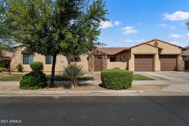 2716 N 143RD Drive, Goodyear, AZ 85395 (MLS #6270533) :: The Helping Hands Team