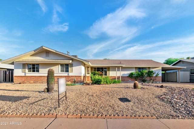 8237 E Hazelwood Street, Scottsdale, AZ 85251 (MLS #6270535) :: Jonny West Real Estate