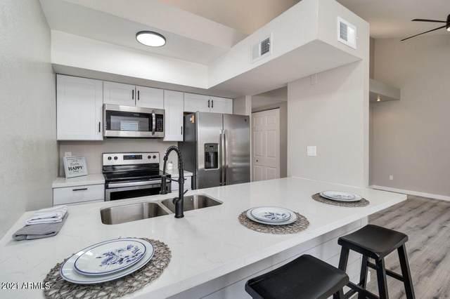 1241 N 48TH Street #109, Phoenix, AZ 85008 (MLS #6270540) :: Power Realty Group Model Home Center