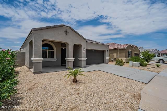 16922 N Verde Place, Maricopa, AZ 85138 (MLS #6270544) :: Howe Realty