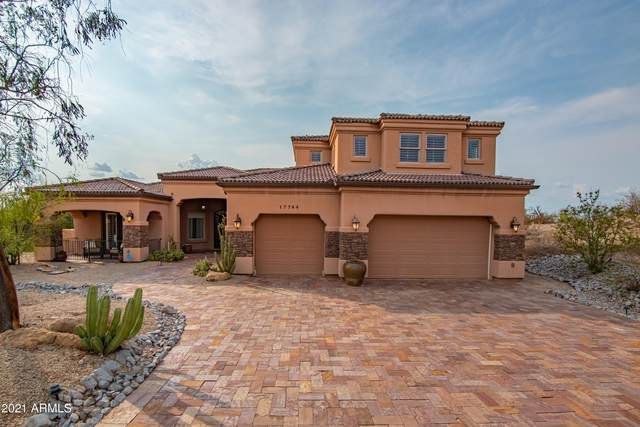 17744 W Estes Way, Goodyear, AZ 85338 (MLS #6270547) :: The Daniel Montez Real Estate Group