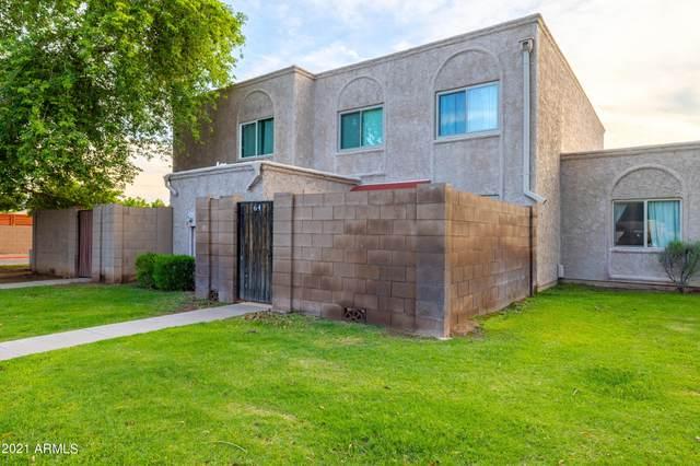 600 S Dobson Road #64, Mesa, AZ 85202 (MLS #6270555) :: West Desert Group | HomeSmart