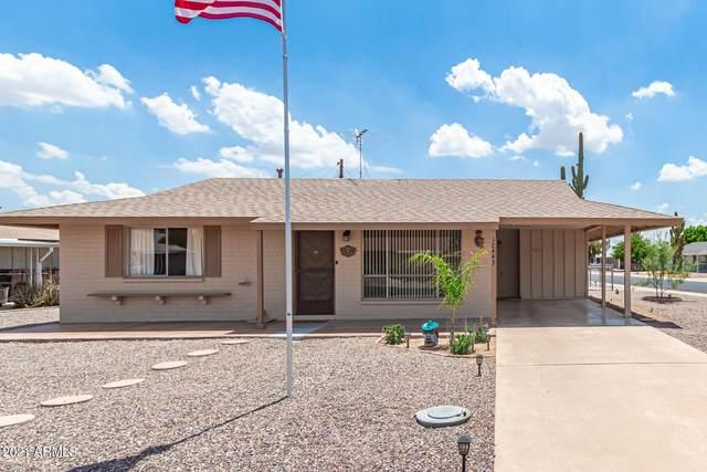 12443 N Riviera Drive, Sun City, AZ 85351 (#6270567) :: The Josh Berkley Team