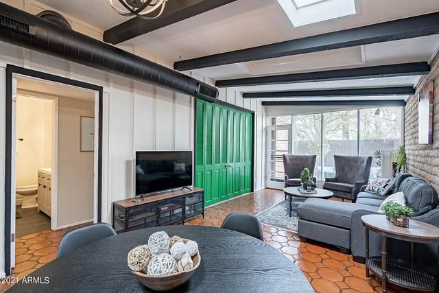 3046 N 32ND Street #338, Phoenix, AZ 85018 (MLS #6270575) :: Yost Realty Group at RE/MAX Casa Grande