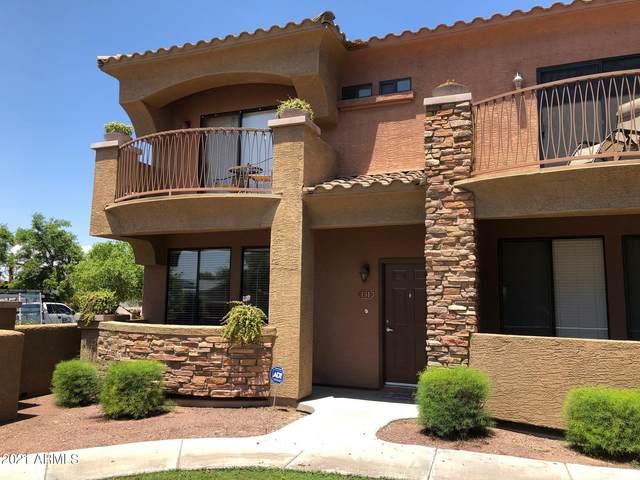 21655 N 36TH Avenue #131, Glendale, AZ 85308 (MLS #6270581) :: West Desert Group | HomeSmart
