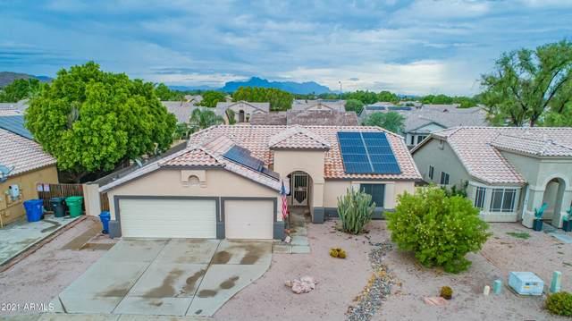 611 N Vista Del Sol Street, Mesa, AZ 85207 (MLS #6270586) :: The Bole Group | eXp Realty
