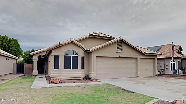 8431 W Troy Street, Peoria, AZ 85382 (MLS #6270587) :: The Bole Group | eXp Realty