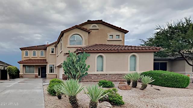 1290 E Debbie Drive, San Tan Valley, AZ 85140 (MLS #6270596) :: Howe Realty