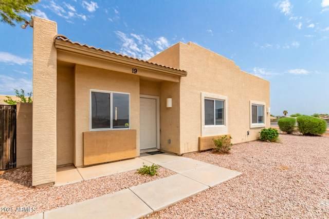 2300 E Magma Road #19, San Tan Valley, AZ 85143 (MLS #6270613) :: Executive Realty Advisors
