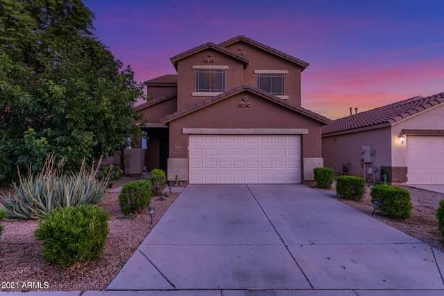 35945 W Velazquez Drive, Maricopa, AZ 85138 (MLS #6270627) :: Yost Realty Group at RE/MAX Casa Grande