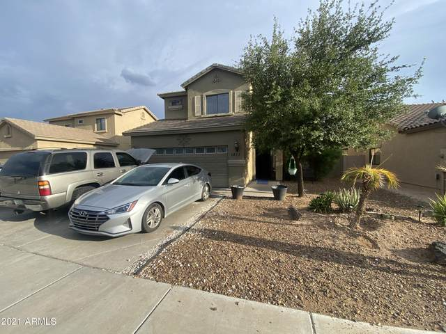 1213 W Fremont Road, Phoenix, AZ 85041 (MLS #6270629) :: Elite Home Advisors