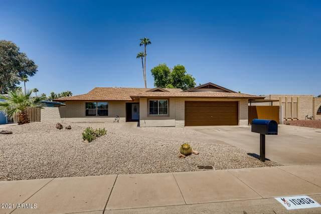 10808 N 37TH Avenue, Phoenix, AZ 85029 (MLS #6270636) :: The Laughton Team