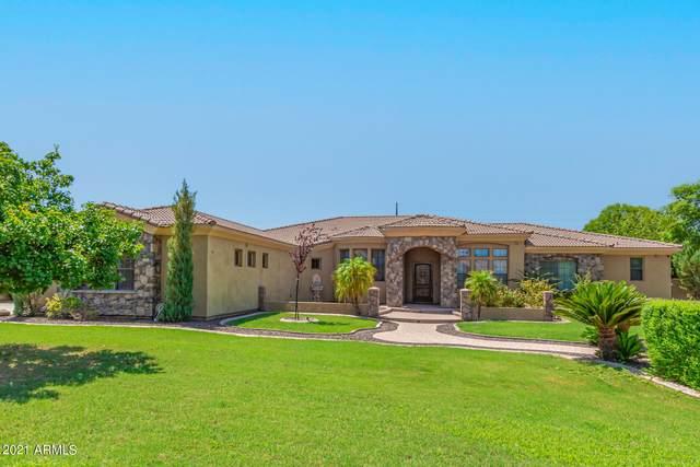 3121 E Kesler Lane, Gilbert, AZ 85295 (MLS #6270647) :: The Daniel Montez Real Estate Group