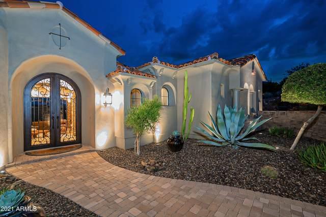 15837 E Firerock Country Club Drive, Fountain Hills, AZ 85268 (MLS #6270658) :: Kepple Real Estate Group