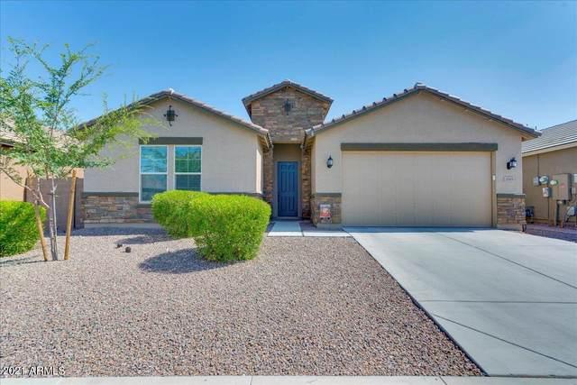 2045 W Madisen Marie Avenue, Queen Creek, AZ 85142 (MLS #6270663) :: Yost Realty Group at RE/MAX Casa Grande