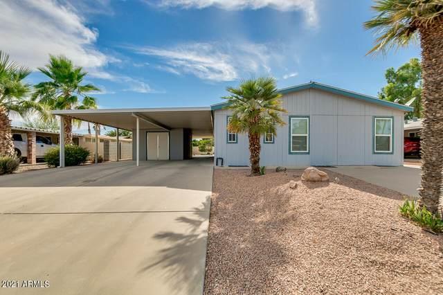 8906 E Sun Lakes Boulevard N, Sun Lakes, AZ 85248 (MLS #6270664) :: The Garcia Group