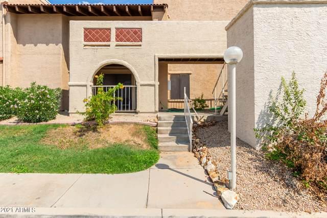 5757 W Eugie Avenue #2011, Glendale, AZ 85304 (MLS #6270665) :: The Riddle Group