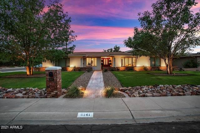 6141 E Edgemont Avenue, Scottsdale, AZ 85257 (MLS #6270670) :: My Home Group