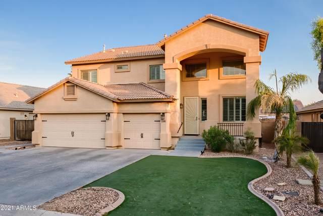45201 W Norris Road, Maricopa, AZ 85139 (MLS #6270699) :: The Laughton Team