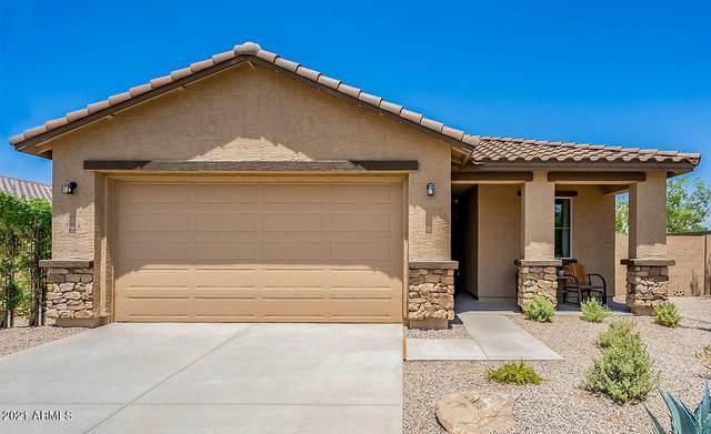 1594 E Kingman Place, Casa Grande, AZ 85122 (MLS #6270702) :: Yost Realty Group at RE/MAX Casa Grande