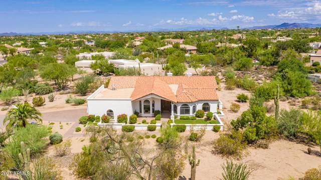 8418 E De La O Road, Scottsdale, AZ 85255 (MLS #6270709) :: Kepple Real Estate Group