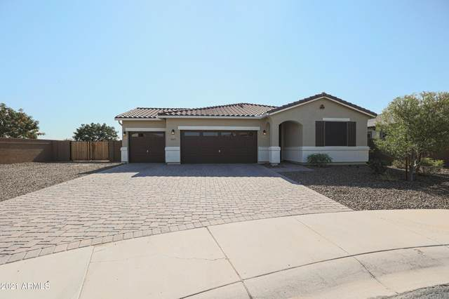 2921 S 183RD Drive E, Goodyear, AZ 85338 (MLS #6270724) :: Kepple Real Estate Group