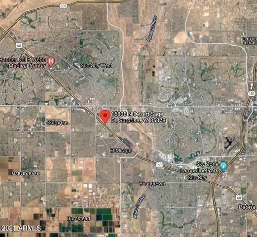 15826 N Desert Sage Street, Surprise, AZ 85378 (MLS #6270736) :: ASAP Realty