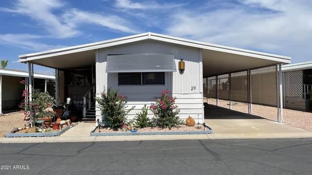 10960 N 67th Avenue #29, Glendale, AZ 85304 (MLS #6270744) :: Yost Realty Group at RE/MAX Casa Grande